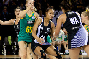 The New Zealand under-21 team have been crowned world youth netball champions after beating their transtasman rivals, Australia, 52-47, in Glasgow today. Photo / Tom Roberts, Planet Netball.