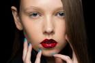 Good lip at Zambesi, with makeup by Amber D of M.A.C.