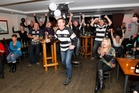 Hawke's Bay Rugby Union members and fans experienced every emotion while  watching the game at the Gintrap yesterday evening.