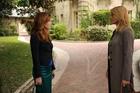 Dana Delany and Jeri Ryan in 'Body of Proof'.