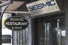 DOORS CLOSED: Seismic Bar on Whakaue St has shut down. PHOTO/STEPHEN PARKER 040913SP5