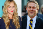 Dakota Johnson and Charlie Hunnam will star in the lead roles in an adaptation of raunchy bestseller Fifty Shades of Grey. Photo / AP