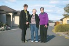 RATES ISSUES:Havenbrook Village residents (from left) Sue Moczydlowski, Jo Gillett and Adele McAinch will be talking to Tauranga Mayor Stuart Crosby about rates on Thursday.