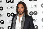 Russell Brand at the GQ Awards. Photo / AP