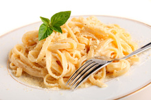 Fettuccine Alfredo never took off in Italy.Photo / Thinkstock