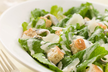 Caesar salad is unknown in Italy.Photo / Thinkstock