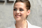 Kristen Stewart earned half a million for charity thanks to a 15 minute meeting with a stranger. Photo / Getty