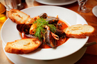 Cioppino originated in San Francisco, part of the Italian-American heritage of this place, particularly around the suburb of North Beach. Photo / Getty Images