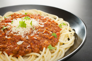 Never put tomato sauce on your pasta. Photo / Thinkstock