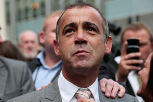 Michael Le Vell. Photo / Getty Images