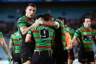 Souths get the week off next weekend after defeating the Storm on Friday night. Photo / Getty Images