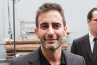Marc Jacobs personally tested all the products in his new makeup line for men.Photo / Creative Commons