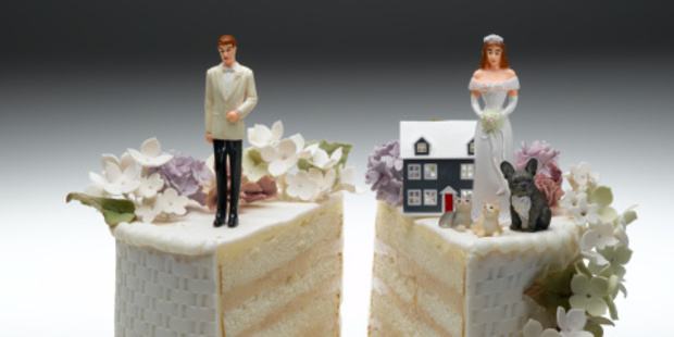 The law change will give courts the power to make orders requiring cash or property to be paid out of a trust to compensate a disadvantaged ex-spouse or partner. Photo / Thinkstock