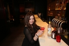 Bartender Samantha Cressell. Photo / Chris Louft
