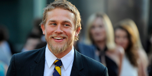 Charlie Hunnam says filming the sex scenes in 50 Shaades of Grey won't trouble him. Photo / AP