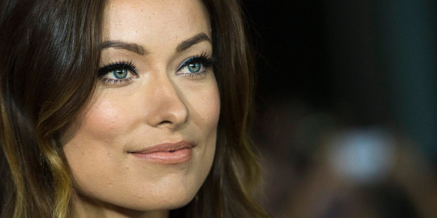 Olivia Wilde loves the new Mumford & Sons video. Photo / AP