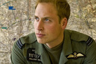 Prince William has completed the operational phase of his military career. Photo / AP