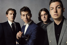 The Arctic Monkeys.