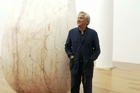 British artist Anish Kapoor's first exhibition in Turkey opened in Istanbul's Sabanci Museum. The Indian-born artist showcased sculptures made of stone, marble and alabaster. Some of the monumental works weigh up to 12 tonnes and renovations had to be made to the museum to accommodate them.