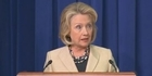 Watch: Clinton: Syria needs credible US military threat