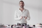 He's the design supremo behind Louis Vuitton and two hugely successful labels of his own but it seems Marc Jacobs isn't content to confine his talents to fashion. Courtesy: YouTube/sephora