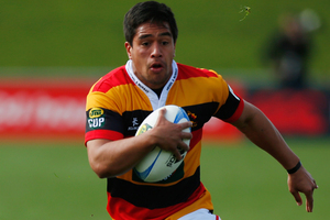Waikato fullback Trent Renata deserved commendation for kicking all six conversions in tricky conditions. Photo / Getty Images.