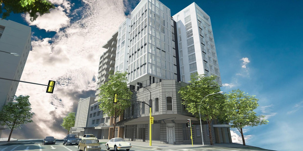 Hobson St's heritage development for Wong Doo.