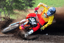 Mangakino's Kayne Lamont (KTM), set to again race for Team New Zealand at the annual Motocross of Nations.