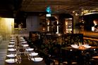 Interior detail of new dumpling restaurant Mandarin Dumpling and Bar in Fort Lane. Photo / Babiche Martens