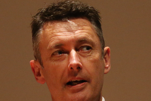 Mayor Stuart Crosby.  Photo / File