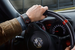 Nissan has just launched the Nismo concept watch that provides drivers with real-time biometric data.