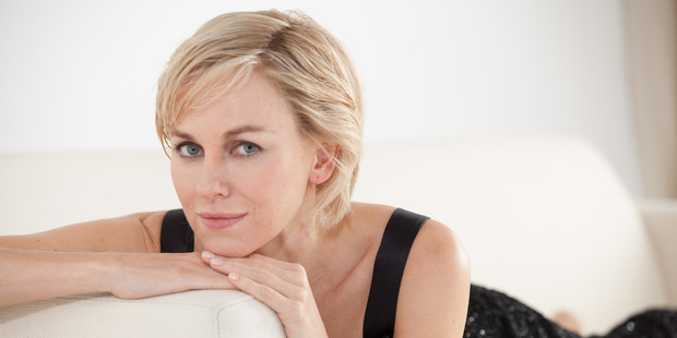 Naomi Watts initially had reservations about tackling the role of Diana.