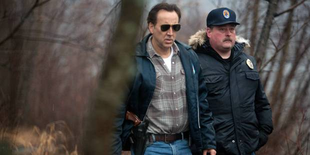 Nicolas Cage stars alongside other top Hollywood actors in the film directed by New Zealander Scott Walker.