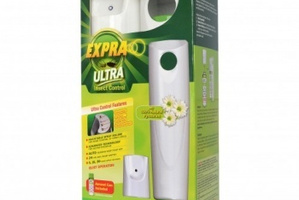 Expra natural insecticide.
