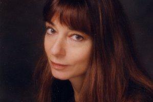 British writer Liz Jensen.