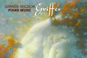 CD cover: Griffes