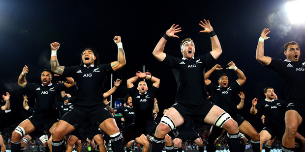 South Africa for the Springboks have been by far the toughest opponents for the All Blacks. Photo / Getty Images