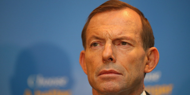 Prime Minister Tony Abbott. Photo / AP