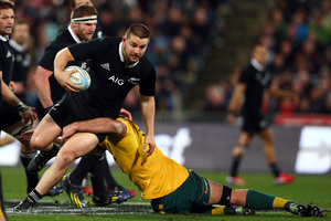 Dane Coles says All Black selection was always his plan. Photo / Getty Images