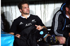McCaw's 82 tests as All Black captain are gold. Photo / Getty Images