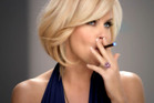 Jenny McCarthy is the face of Blu e-cigarettes.Photo / AP