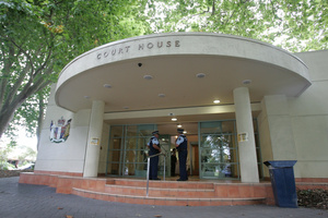 A woman is defending charges of stealing a student's medication in Tauranga District Court. Photo / Sam Ackland