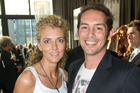 Sally Ridge and Adam Parore in 2009. Photo  / Jason Dorday