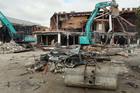 The new apprenticeship scheme will help man the Christchurch rebuild. Photo / APN