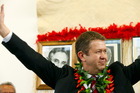 David Cunliffe has support in the party at large but faces considerable distrust in caucus. Photo / David White