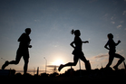 As the Auckland Marathon date draws near, more entries will go for sale on Trade Me as runners realise they can't compete. Photo / Richard Robinson