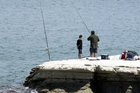 A survey of 117 fishers showed some still had entrenched unsafe attitudes and risky behaviours. Photo / APN