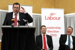 Mr Cunliffe acknowledged Ms Michie hadn't breached the rules with her comment. Photo / Paul Taylor