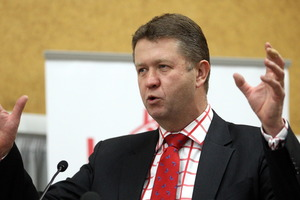 Labour leader hopeful David Cunliffe. Photo / Paul Taylor
