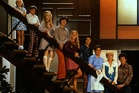 The Brady Bunch is one of the most famous blended families.Photo / AP